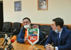 Салават Фатхетдинов: Гонки в мороз — что может быть лучше?