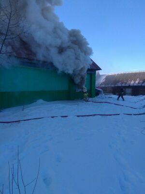 81-летний житель РТ спасся из огня благодаря пожарному извещателю