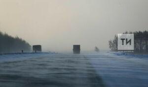В Татарстане ожидается до 34 градусов мороза