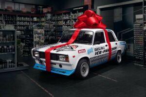 Мамадышец выиграл в лотерею гоночный автомобиль