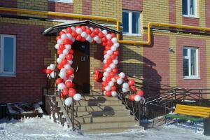 Дом на Каштановой в Верхнем Услоне распахнул свои двери для новоселов