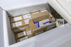 ВТатарстан поступило еще 13,7тыс. доз вакцины откоронавируса «Спутник V»