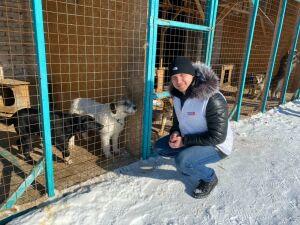«День спонтанной доброты»: в Лениногорске помогли городскому приюту для животных