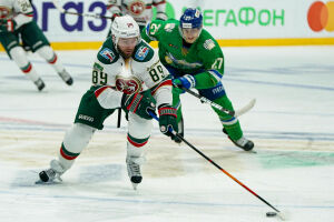 «Зеленое дерби» в Уфе выиграл «Салават Юлаев»