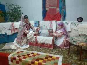 В чистопольском селе устроили фотосессию «Бабушкин сундук»