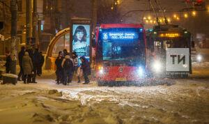 В Татарстане похолодает до 20 градусов мороза
