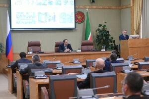 Песошин провел заседание по подготовке к проведению Kazan Digital Week-2021