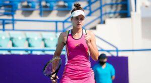 Кудерметова выиграла стартовый матч в парном разряде на турнире в Мельбурне