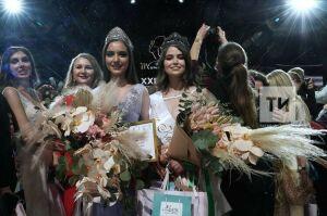 Главные красавицы республики рассказали секрет победы в конкурсе «Мисс Татарстан»