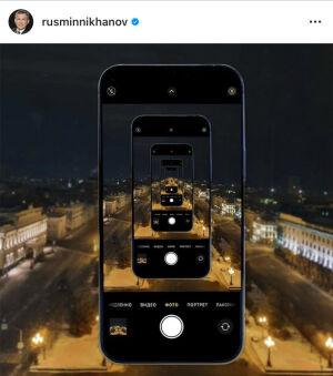 Рустам Минниханов в своем Instagram напомнил татарстанцам о Дне Сурка