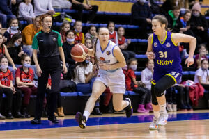 «Казаночка» выиграла матч в Ставрополе с разницей в 29 очков