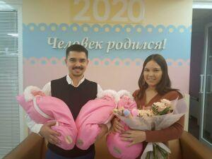 В поселке Васильево впервые за 25 лет родилась тройня