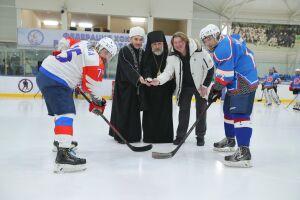 В Казани стартовал первый хоккейный всероссийский турнир «Кубок дружбы — Дуслык»