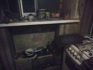 Из ночного пожара в Альметьевске спасли 17 человек
