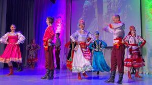 В Казани открыли фестиваль народов Татарстана «Панорама»