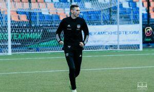 Футболист «Нефтехимика» перешел в «Ладу» из Димитровграда на правах аренды