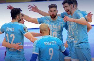 «Зенит» начал плей-офф Лиги чемпионов с победы