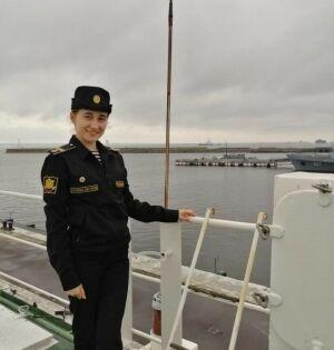 Нурлатская девушка выбрала военную службу