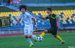 ФК «КАМАЗ» сыграл контрольный матч, в котором было 4 тайма по 30 минут