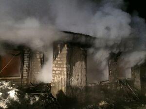 Сработавший пожарный извещатель спас жизни 11 человек на пожаре в Татарстане