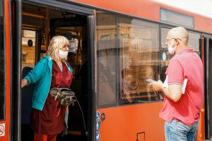 В казанских автобусах заработал «Народный контролер»