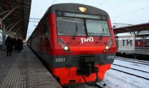 Расписание движения электрички из Кукмора в Казань изменится в марте