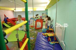 В Татарстане доступность мест в детсадах для детей до трех лет выросла на 5%
