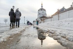 Вильфанд пообещал россиянам морозы и оттепели в марте