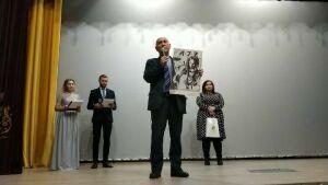 Дни чувашского кино завершились в Дрожжановском районе
