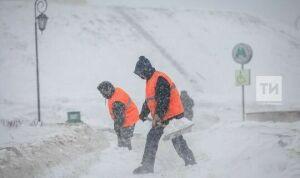 В Татарстане из-за циклона потеплеет до нуля градусов