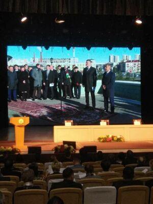 В Уфе началась конференция национально-культурной автономии татар Башкортостана