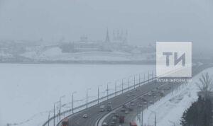 В Татарстане морозы сменятся неустойчивой погодой с перепадами температур