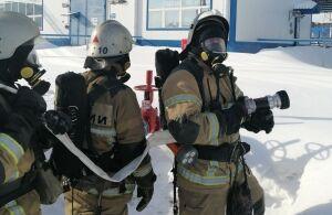 АО «Транснефть – Прикамье» провело учения на нефтеперекачивающей станции