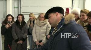 В Нижнекамске впервые состоялась встреча деловых женщин Татарстана