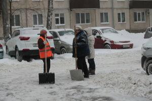 Татарстан вошел в число регионов, наиболее остро нуждающихся в дворниках