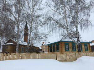 В Зеленодольском районе открылась библиотека-музей имени Каюма Насыри