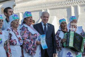 В Спасском районе дали старт Году родных языков и народного единства