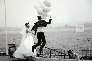 В Чистополе назвали возраст самой возрастной и молодой невесты в 2020 году