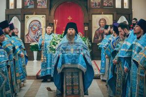 В Бугульме состоялось открытие Соборного храма Казанско-Богородицкого монастыря