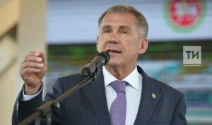 Минниханов поручил следователям усилить работу по борьбе с коррупцией
