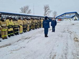 АО «Транснефть – Прикамье» провело пожарно-тактические учения в Татарстане