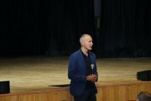 Радик Ахмадуллин: Александр Дюков выступил с обширной программой развития футбола