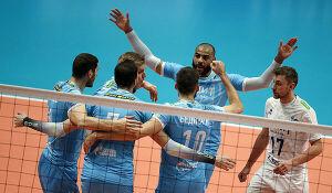 Вторая победа кряду: «Зенит-Казань» со счетом 3:1 обыграл красноярский «Енисей»