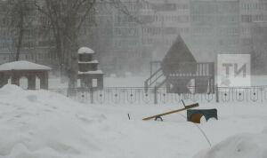Синоптики предупредили о метели в Татарстане