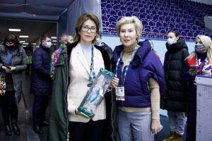 Ольга Павлова: Спорт дает особенным людям уверенность в своих силах