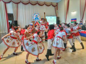В Менделеевске официально открыли Год родных языков и народного единства