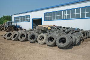 Минэкологии РТ объяснило опасность незаконной свалки шин в Набережных Челнах