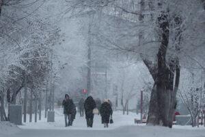 Татарстанцам рассказали, когда завершатся аномальные холода