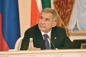 Президент РТ призвал активно участвовать в конкурсах по созданию научных центров