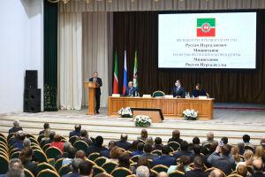 Рустам Минниханов ознакомился с инвестпроектом по созданию промпарка «Агрыз»